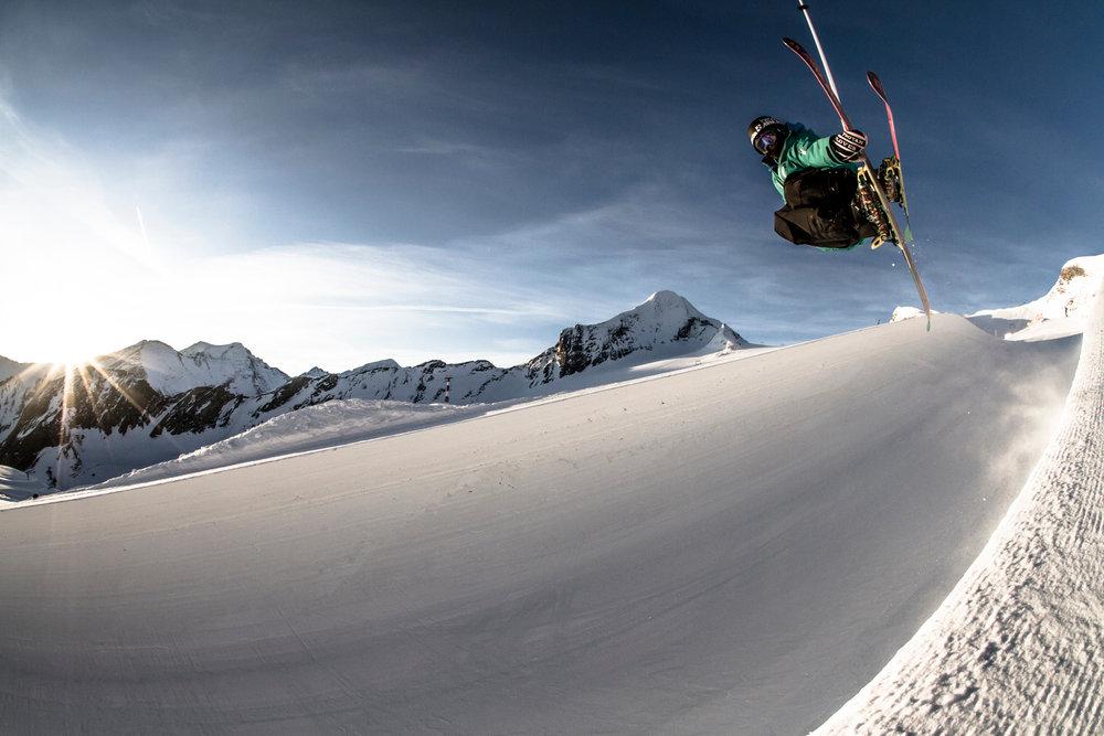 Fun Skiing am Kitzsteinhorn - © Gletscherbahnen Kaprun AG