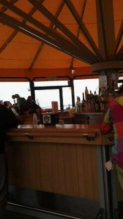 man storm going on.  party at the umbrella bars.  Killington has the hottest chicks.