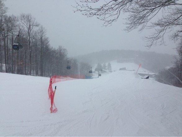 Pretty Good Skiing!