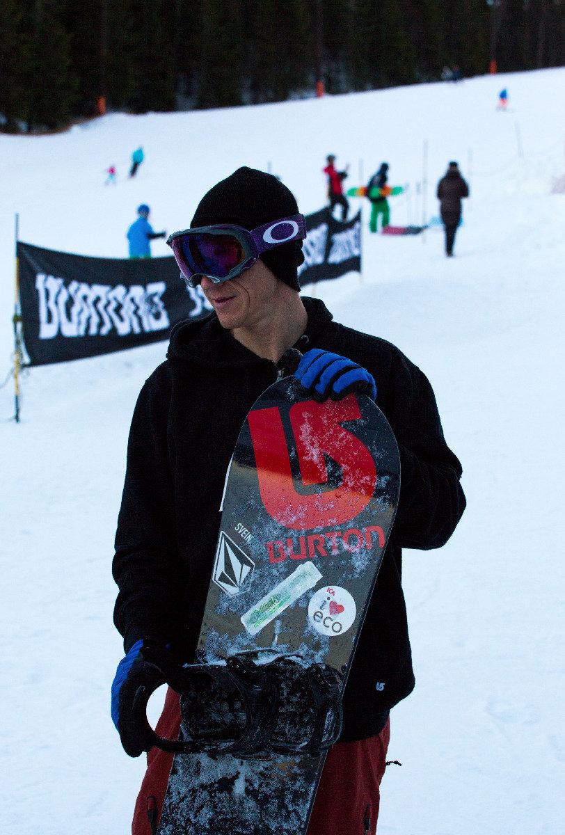 Mannen, legenden og en av tidenes beste snowboarder, Hr Terje Håkonsen