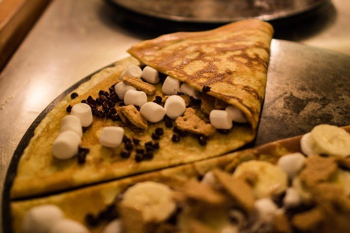 Crêpes Á La Cart is the Breckenridge destination for street-goers craving the ultimate casual feast. - ©Crêpes Á La Cart