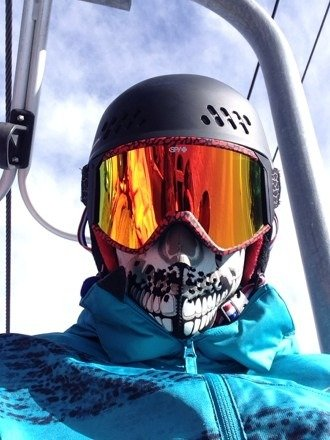 Had a great week of boarding! Just needs more snow!