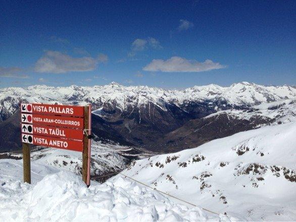 Increïble, mol bona qualitat i grans vistes! Les millors pistes tant pels amants de la neu com per l'àmbit familiar!