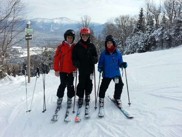Another fantastic day at Bretton Woods! Best resort in New Hampshire!!! :)