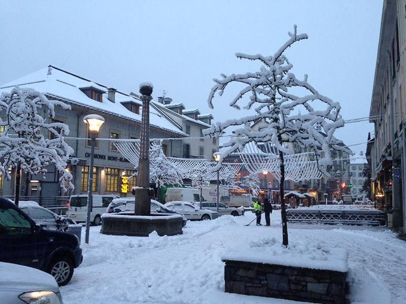 Chamonix Dec. 26, 2013