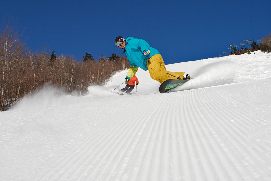Lock in an early season deal and enjoy the good for cheap. - © Waterville Valley