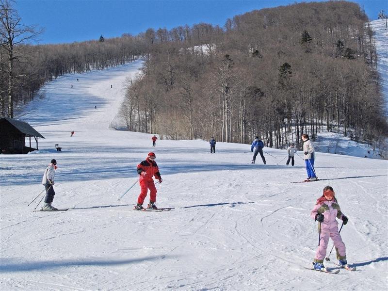 Sciare low cost in Croazia