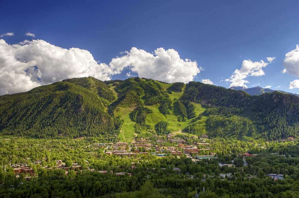 Aspen, Colorado Photo by Jeremy Swanson