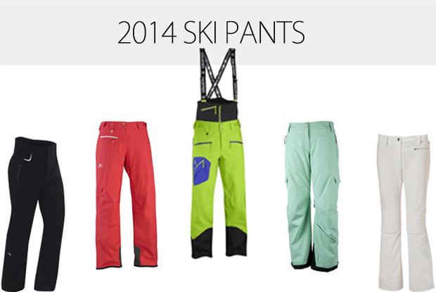 2014 Ski Pants