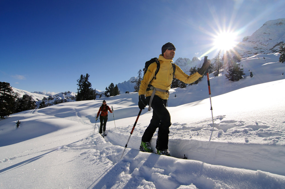 Skitoure Großer Jaufen - © Norbert Eisele-Hein