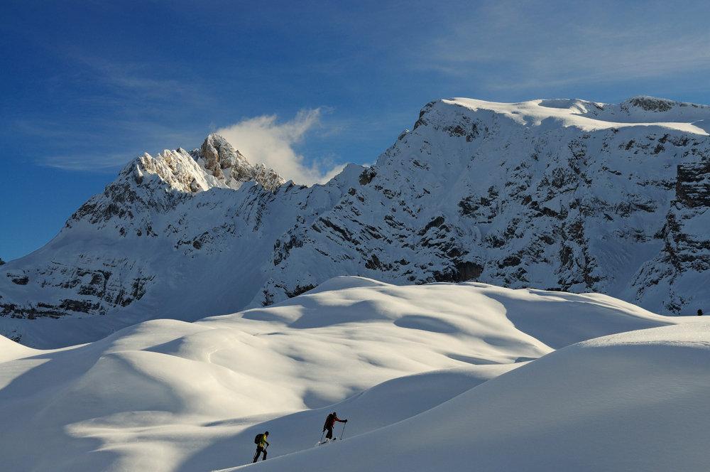 Skitour Großer Jaufen - © Norbert Eisele-Hein