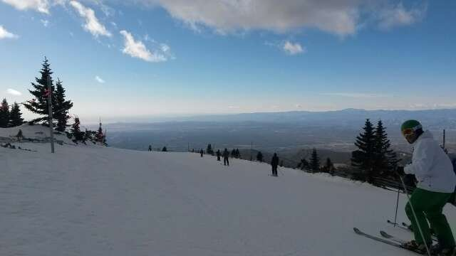 Just got back from here and had a great time. A good spot for a short trip. Good runs with some good powder.