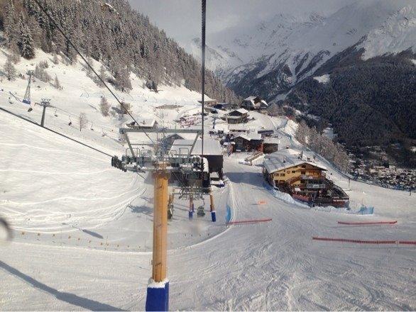 Good skiing