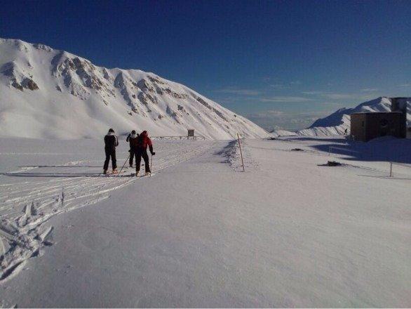 23/01/14 mattinata fantastica condizioni ideali x sciare poca gente e tanto tanto divertimento