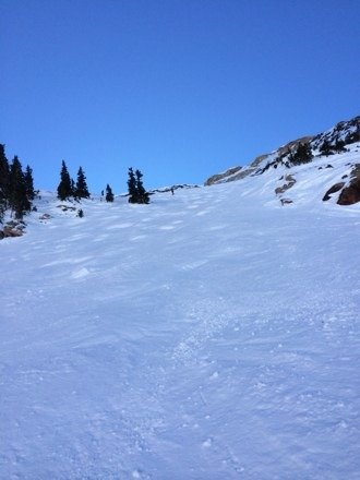 Snowbird held up for three solid days.  Pray for snow now.
