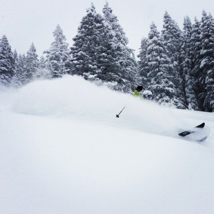 Epic 3 days. If you missed it, i feel for you. Easily waist deep in the aspens.