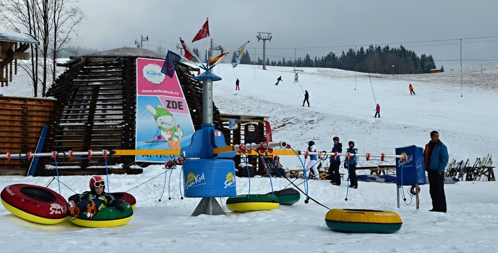 Králičák - kids fun park - © Skipark Červená Voda FB