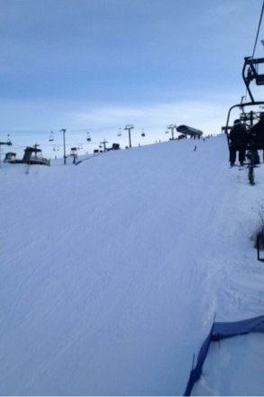 The snow was amazing yesterday!!! It was packed but very worth it! Some of the best shredding all year!!