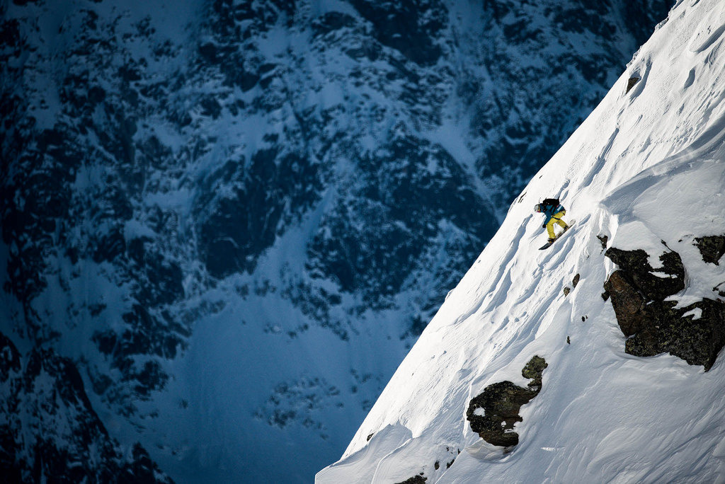 Swatch Freeride World Tour by The North Face 2014 - Chamonix Mont Blanc - © www.freerideworldtour.com