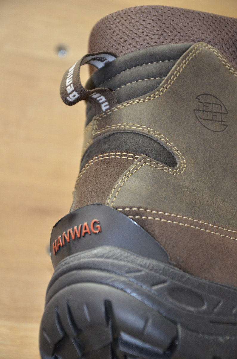 Hanwag Skiboots at ispo 2014  - © Skiinfo