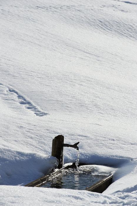 Winteridylle bei Davos - © KlostersDavos