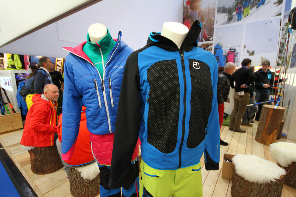 Ortovox at ISPO 2014 - © Skiinfo