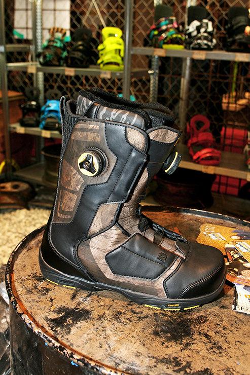 RIDE Lasso Boot  - © Stefan Drexl