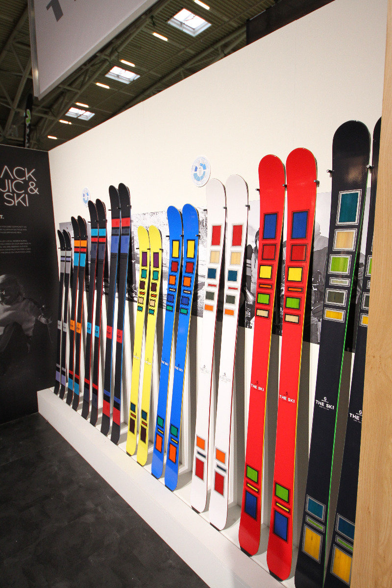 Scott Game skis for winter 2014/15 - © Skiinfo