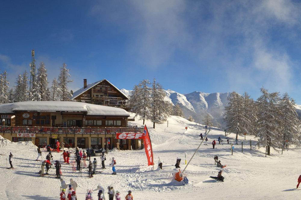 Serre Chevalier Feb. 17, 2014 - © Katallys / Livecam 360