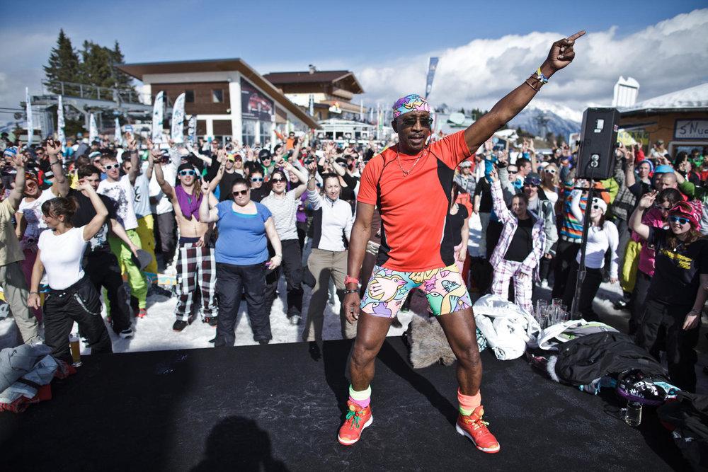 """Snowbombing Party"" in Mayrhofen - © snowbombing.com/ TVB Mayrhofen"