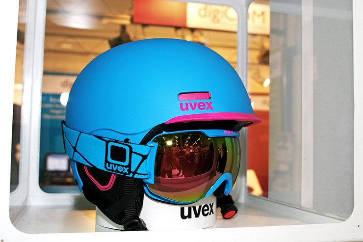 cd1c713f7 ISPO TRENDY 2014/15: Soft prilby a high-tech lyžiarske okuliare