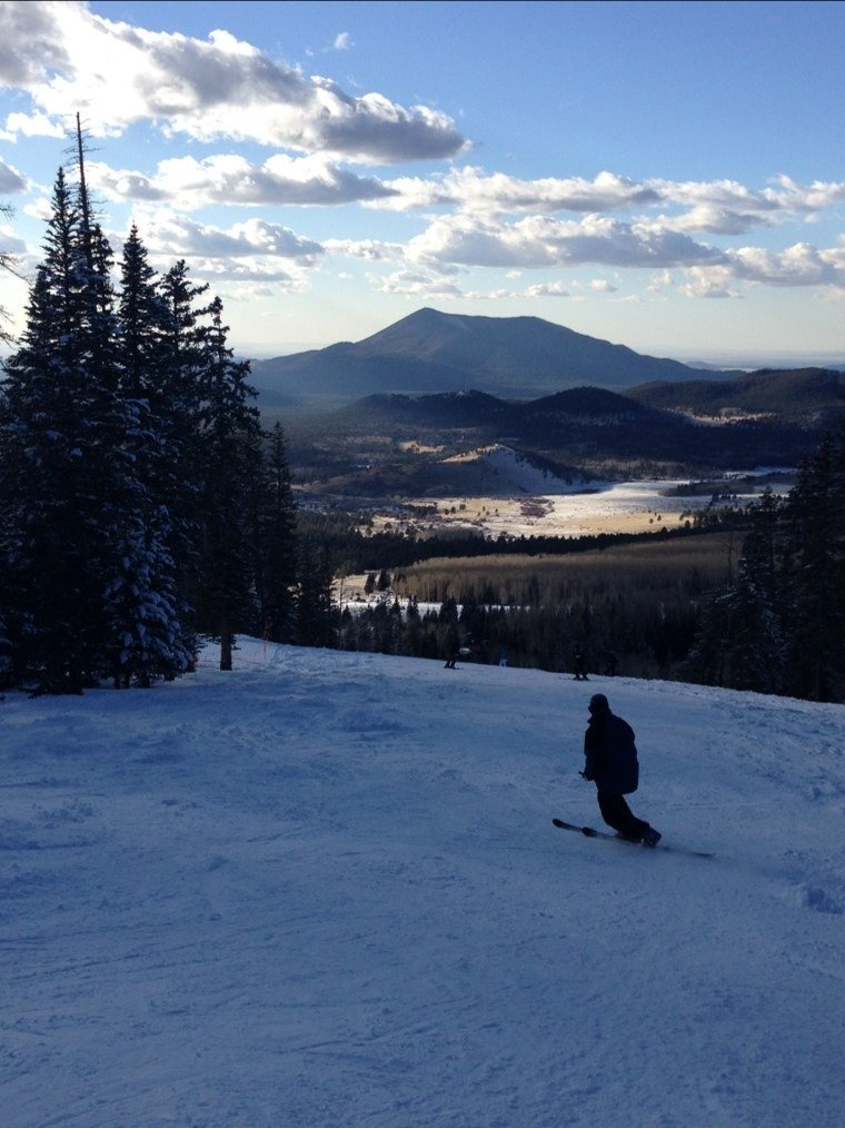 Went Friday from 2-6pm for $10... Awesome price... Awesome Snow... Awesome views... Fresh powder!!!