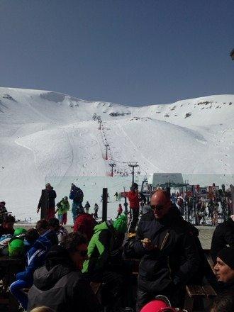 Roccaraso - Neve di Marzo 2014