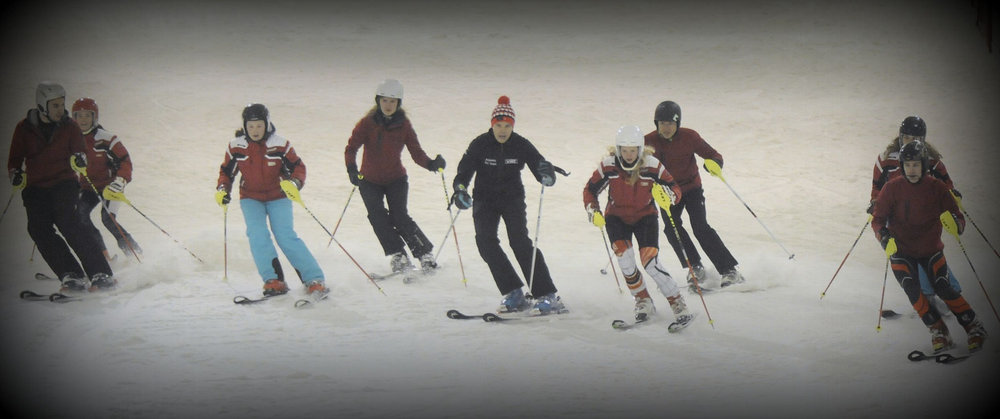 De Nacht van Skidôme: afsluiting van het skiseizoen 2013-14 - © Skidôme