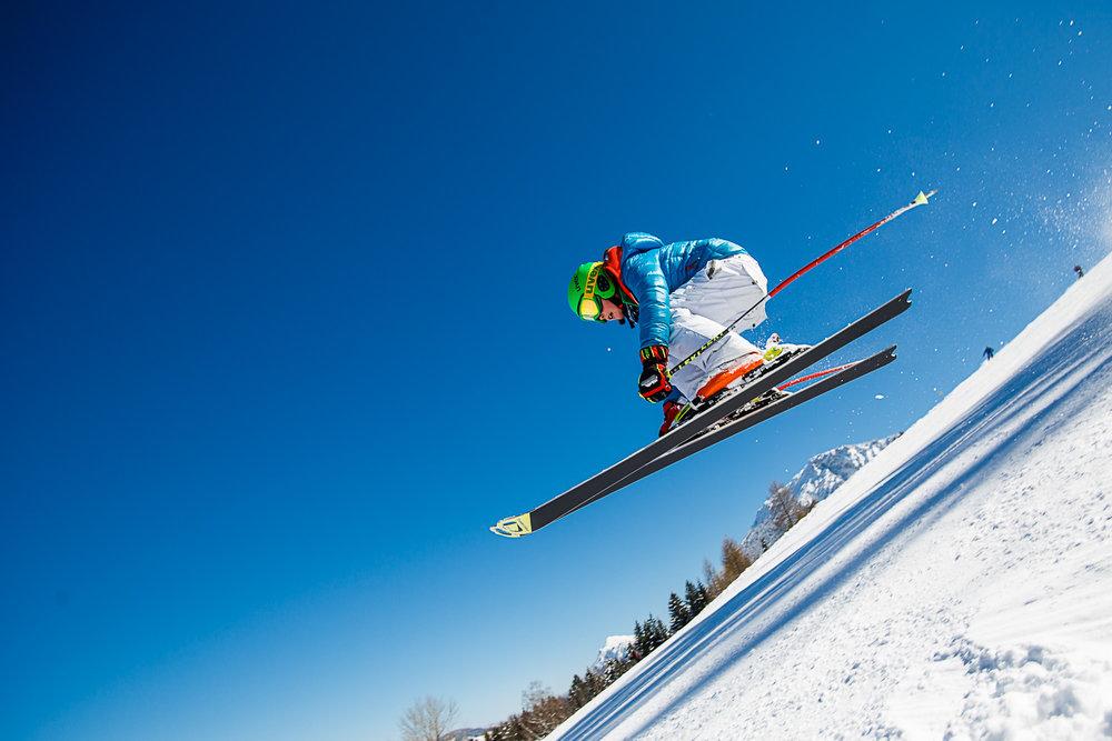 Skifahren in Ruhpolding - © Ruhpolding Tourismus GmbH
