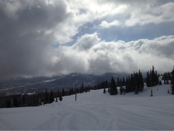Awesome conditions Sunday!