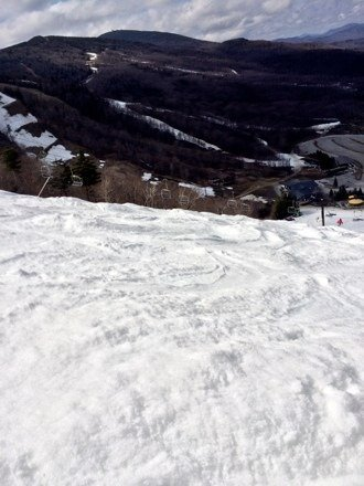 Get here while you can. Closing midweek. Will have to wait until next weekend to get them turns. Pic from yesterday.