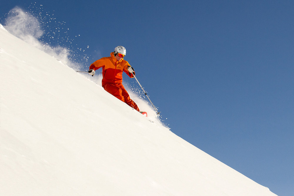 Skiing at Snowbird is as good as it looks. - © Snowbird Ski and Summer Resort