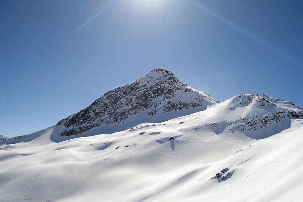 Aufstieg zum Fanellhorn - © Dominik Binder, Oberägeri