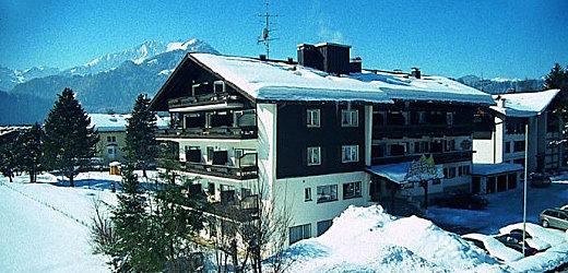 Hotel Garni Kappelerhaus