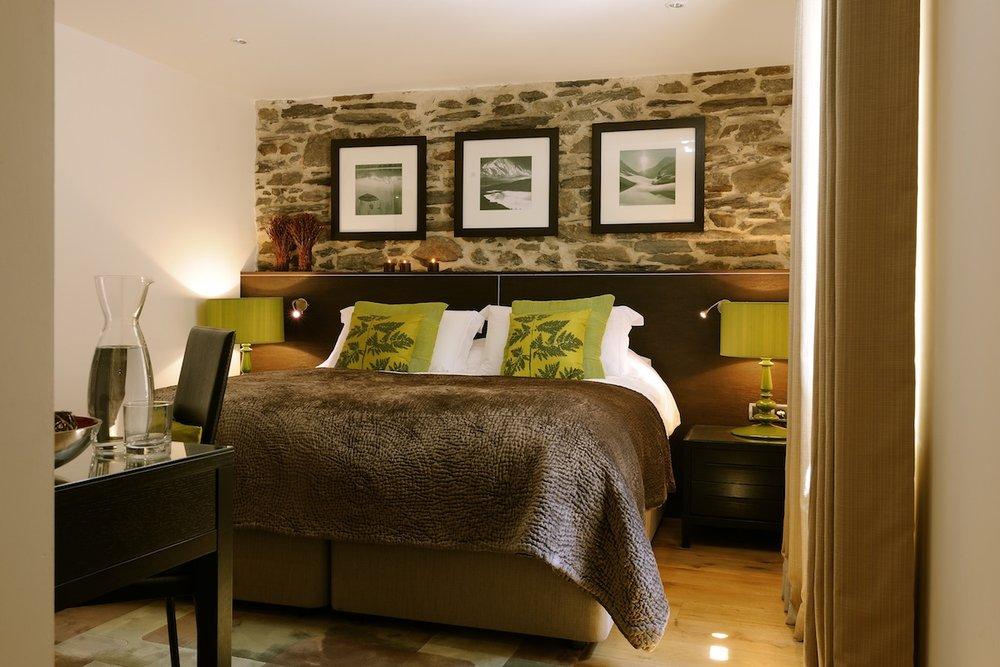 Abode luxury bedroom - © the alpine club @ Skiinfo Lounge