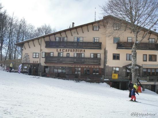 Albergo La Capannina - See and ski Tusca