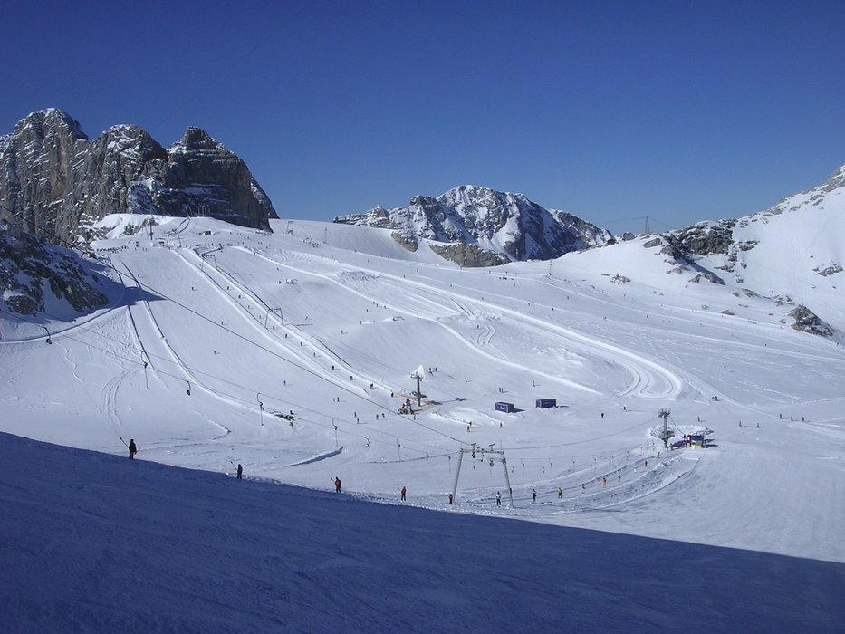 Dachstein-Gletscher - © marcodr @ Skiinfo Lounge