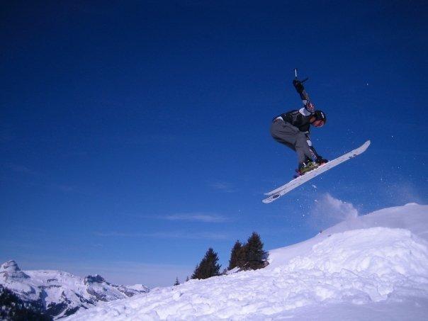 Gstaad - Glacier 3000 - © nix @ Skiinfo Lounge