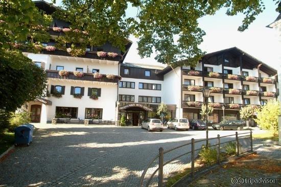 Bayerwaldhotel Hofbraeuhaus