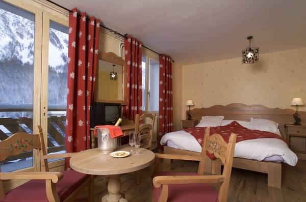 Hôtel Les Agneaux_Villar d'Arène
