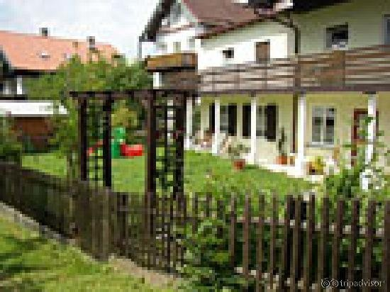 Apartment Haus Fux Oberammergau