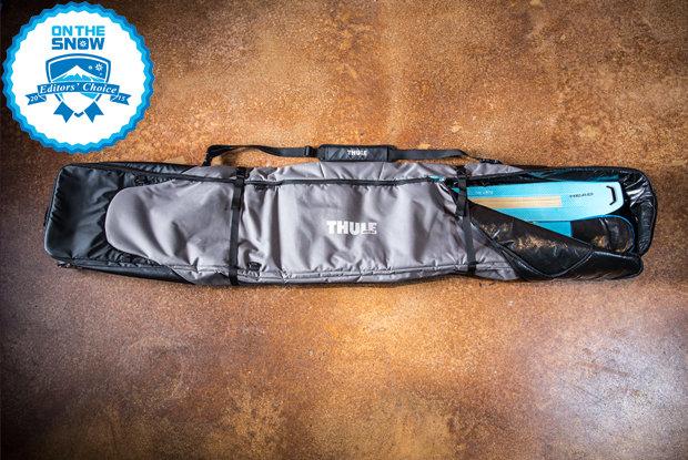 2015 ski bags Editors' Choice: Thule RoundTrip Double Ski Roller - © Liam Doran