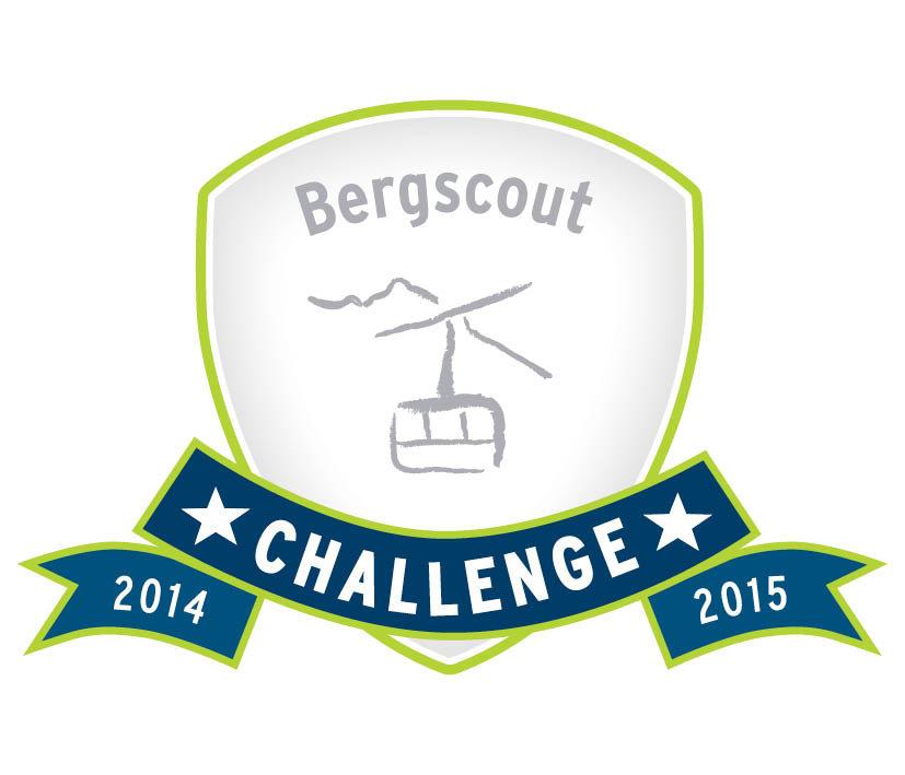 Logo Bergscout Challenge - © DAS HÖCHSTE – Bergbahnen Kleinwalsertal / Oberstdorf