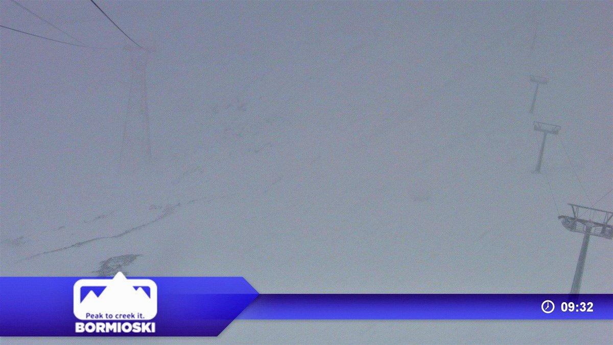 Bormio, Neve fresca 5 Novembre 2014 - © Bormio